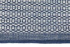PADOVA Matta 250x70 Blå