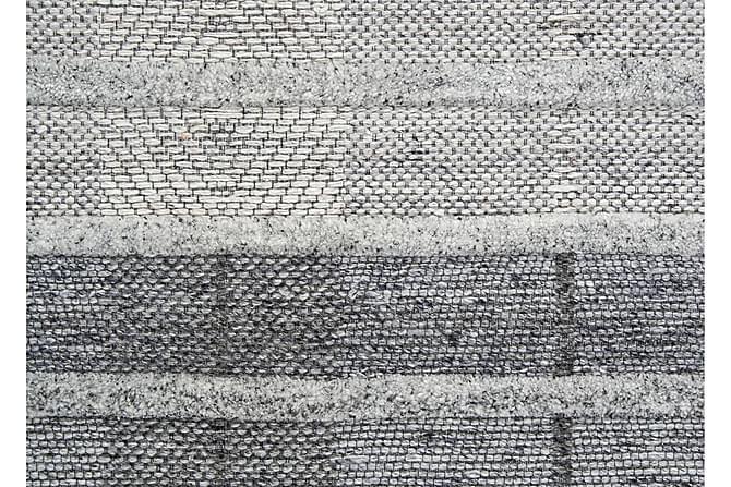 Henderson Handvävd Matta 160x230 - Grå - Heminredning - Mattor - Handvävda mattor