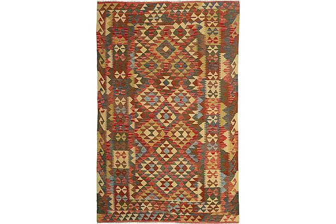 Kelim Afghan Old style matta 155x245 Orientalisk Matta - Heminredning - Mattor - Kelimmattor