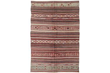 Kelim Turkisk matta 158x237 Orientalisk Matta