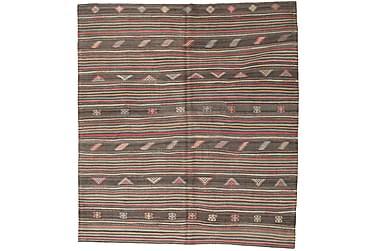 Kelim Turkisk matta 218x242 Orientalisk Matta