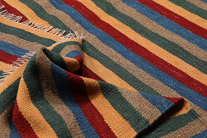 Orientalisk Kelimmatta 122x164 - Flerfärgad - Heminredning - Mattor - Kelimmattor
