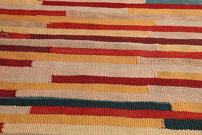 Orientalisk Kelimmatta  77x108 - Flerfärgad - Heminredning - Mattor - Kelimmattor