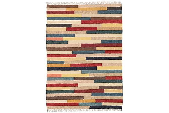Orientalisk Kelimmatta  81x112 - Flerfärgad - Heminredning - Mattor - Kelimmattor
