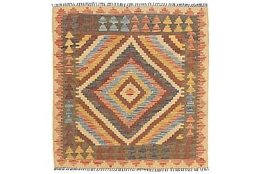 Orientalisk Kelimmatta Afghan 92x97