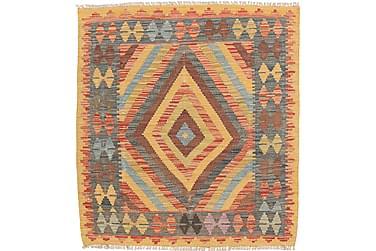 Orientalisk Kelimmatta Afghan 93x100