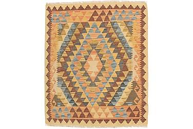 Orientalisk Kelimmatta Afghan 93x112