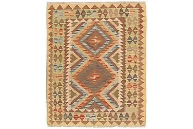 Orientalisk Kelimmatta Afghan 93x113