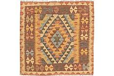 Orientalisk Kelimmatta Afghan 95x97