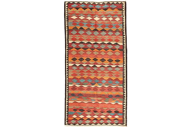 Orientalisk Kelimmatta Fars 147x300 - Flerfärgad - Heminredning - Mattor - Kelimmattor