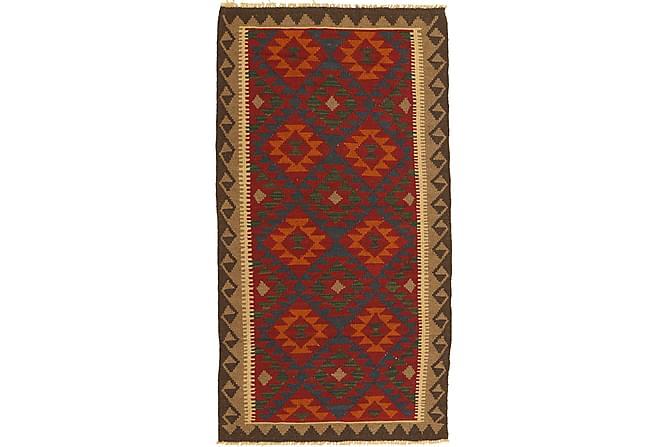Orientalisk Kelimmatta Maimane 100x190 - Flerfärgad - Heminredning - Mattor - Kelimmattor