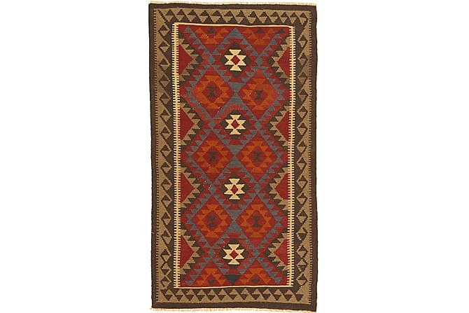 Orientalisk Kelimmatta Maimane 100x191 - Flerfärgad - Heminredning - Mattor - Kelimmattor