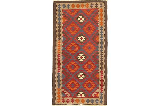 Orientalisk Kelimmatta Maimane 102x193 - Flerfärgad - Heminredning - Mattor - Kelimmattor