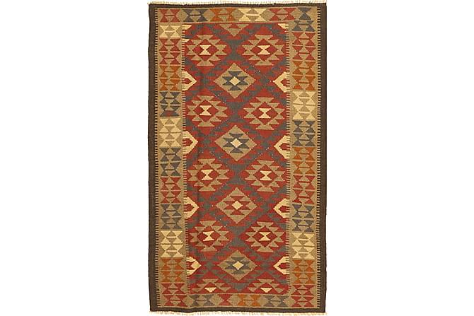 Orientalisk Kelimmatta Maimane 104x185 - Flerfärgad - Heminredning - Mattor - Kelimmattor
