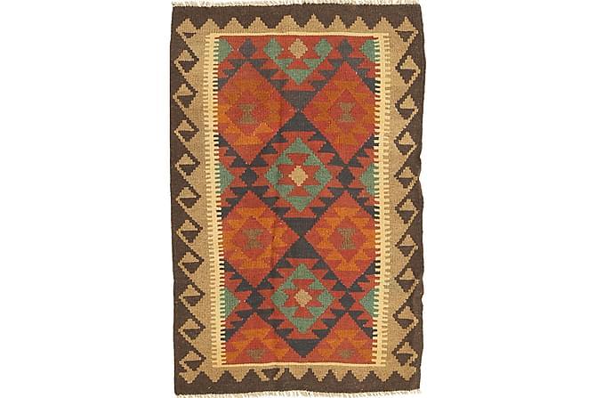 Orientalisk Kelimmatta Maimane 85x130 - Flerfärgad - Heminredning - Mattor - Kelimmattor
