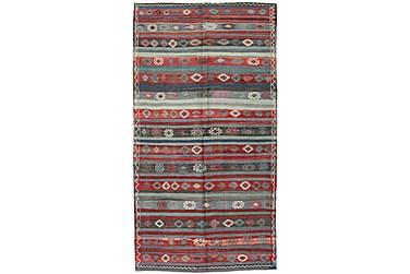 Orientalisk Kelimmatta Turkisk 141x270