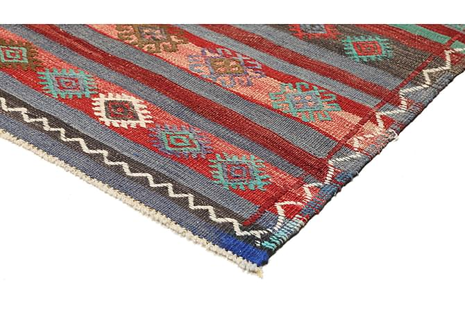 Orientalisk Kelimmatta Turkisk 141x270 - Flerfärgad - Heminredning - Mattor - Kelimmattor