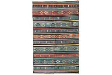 Orientalisk Kelimmatta Turkisk 150x236