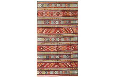 Orientalisk Kelimmatta Turkisk 152x280