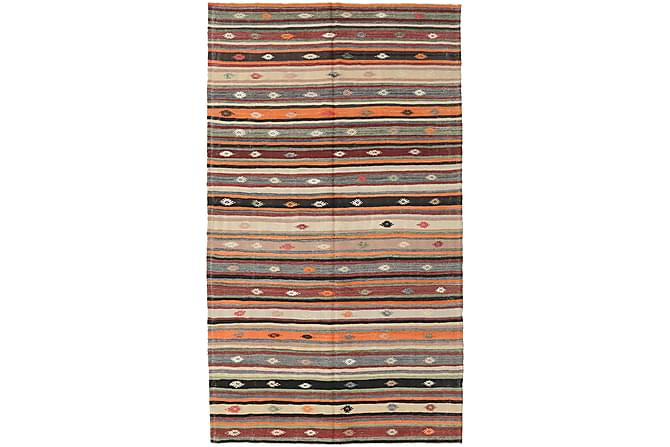 Orientalisk Kelimmatta Turkisk 153x268 - Flerfärgad - Heminredning - Mattor - Kelimmattor