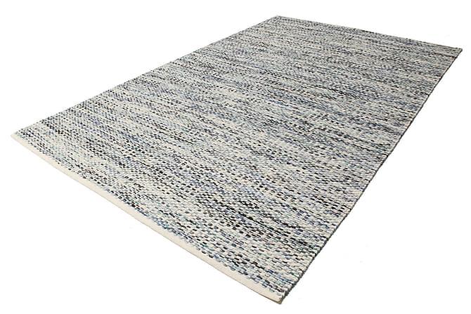 Stor Kelimmatta Pebbles 200x300 - Grå - Heminredning - Mattor - Kelimmattor