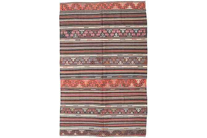 Stor Kelimmatta Turkisk 166x260 - Flerfärgad - Heminredning - Mattor - Kelimmattor