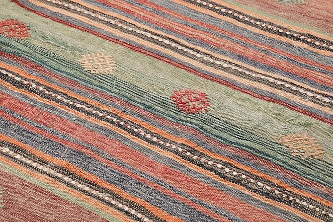 Stor Kelimmatta Turkisk 167x302 - Flerfärgad - Heminredning - Mattor - Kelimmattor