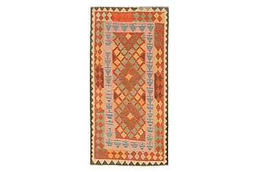Orientalisk Kelimmatta Afghan 100x197