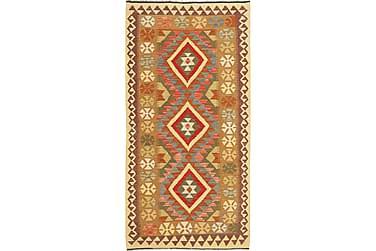 Orientalisk Kelimmatta Afghan 103x213