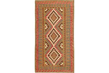Orientalisk Kelimmatta Afghan 104x196