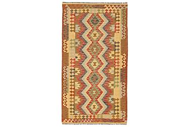 Orientalisk Kelimmatta Afghan 106x195