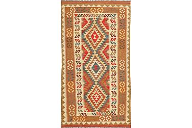 Orientalisk Kelimmatta Afghan 106x198