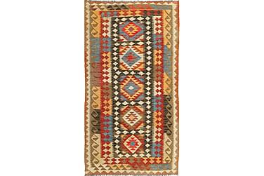 Orientalisk Kelimmatta Afghan 106x204