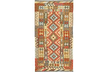 Orientalisk Kelimmatta Afghan 107x203
