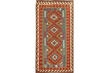 Orientalisk Kelimmatta Afghan 108x206