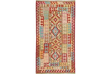 Orientalisk Kelimmatta Afghan 112x210