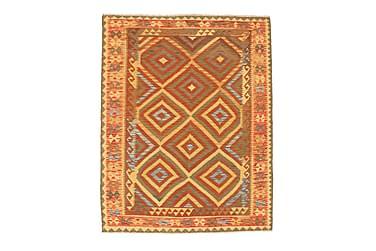 Orientalisk Kelimmatta Afghan 159x192