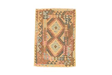 Orientalisk Kelimmatta Afghan 84x112