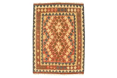 Orientalisk Kelimmatta Afghan 87x114