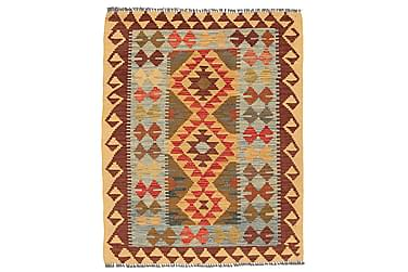 Orientalisk Kelimmatta Afghan 89x113