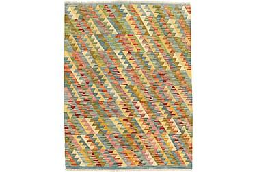 Orientalisk Kelimmatta Afghan 89x115