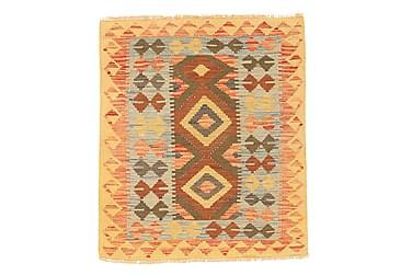 Orientalisk Kelimmatta Afghan 91x102