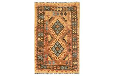 Orientalisk Kelimmatta Afghan 93x144