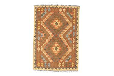 Orientalisk Kelimmatta Afghan 94x133