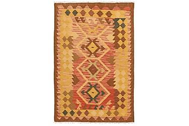 Orientalisk Kelimmatta Afghan 95x144