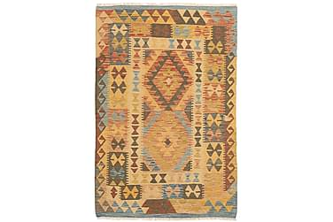 Orientalisk Kelimmatta Afghan 95x147