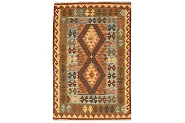Orientalisk Kelimmatta Afghan 96x144