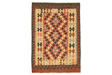 Orientalisk Kelimmatta Afghan 98x139
