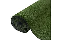 Konstgräsmatta 1,5x10m/7-9 mm grön