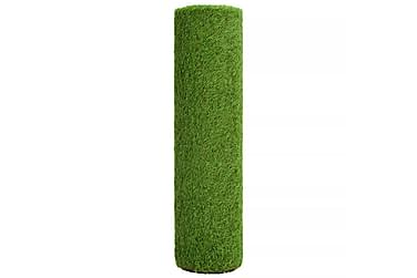 Konstgräsmatta 1x5 m/40 mm grön